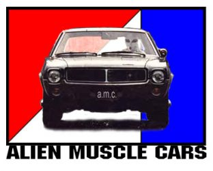 Alien Muscle Cars